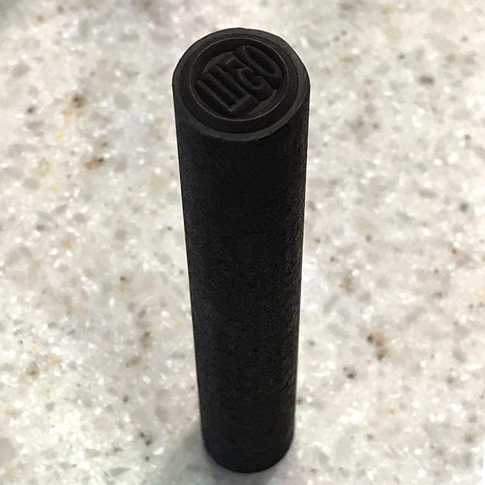 Ударные клейма для маркировки баллонов